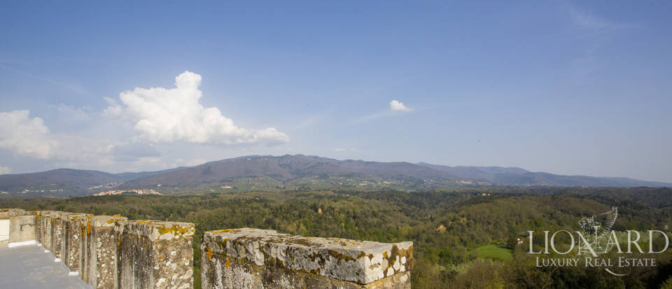 Castles for sale in Tuscany Image 53