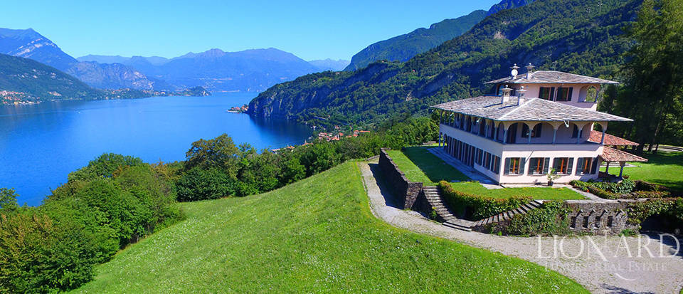 Magnificent luxury villa for sale on Lake Como