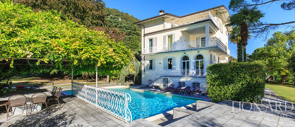 Villa for sale on the shores of Lake Como Image 6