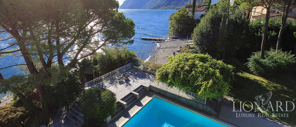 Villa for sale on the shores of Lake Como Image 28