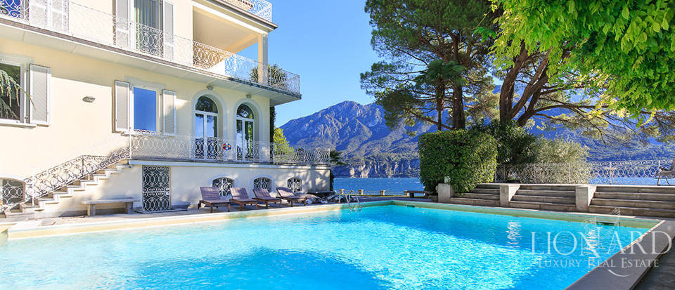 Villa for sale on the shores of Lake Como Image 12
