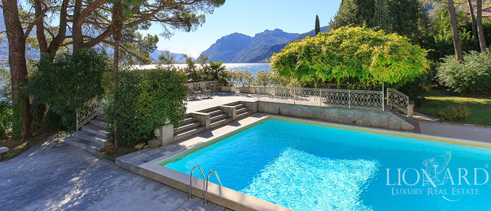 Villa for sale on the shores of Lake Como Image 13