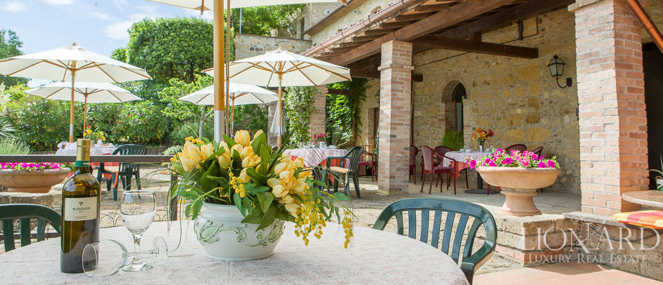 Luxury agritourism estate for sale in Pisa Image 14