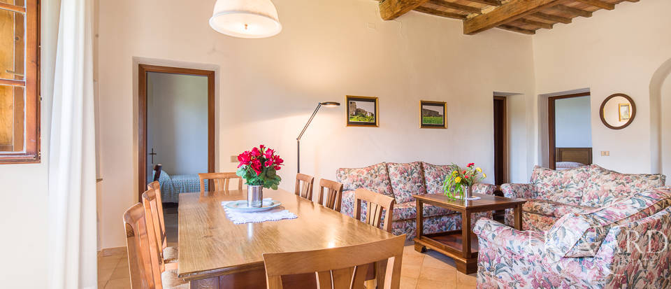 Luxury agritourism estate for sale in Pisa Image 32