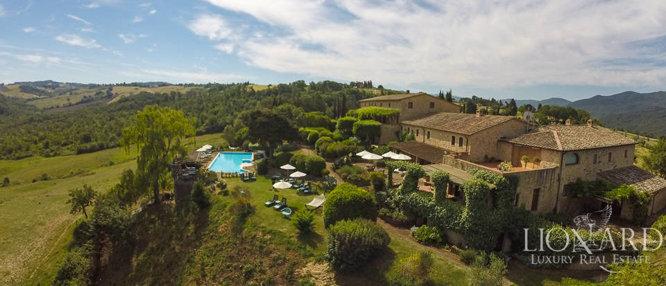 Luxury agritourism estate for sale in Pisa Image 61