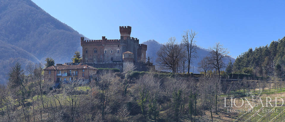Prestigious castle for sale near Cuneo Image 13