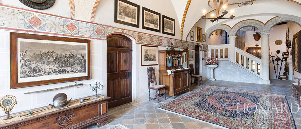 Prestigious castle for sale near Cuneo Image 30