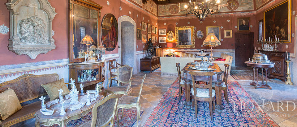 Prestigious castle for sale near Cuneo Image 34