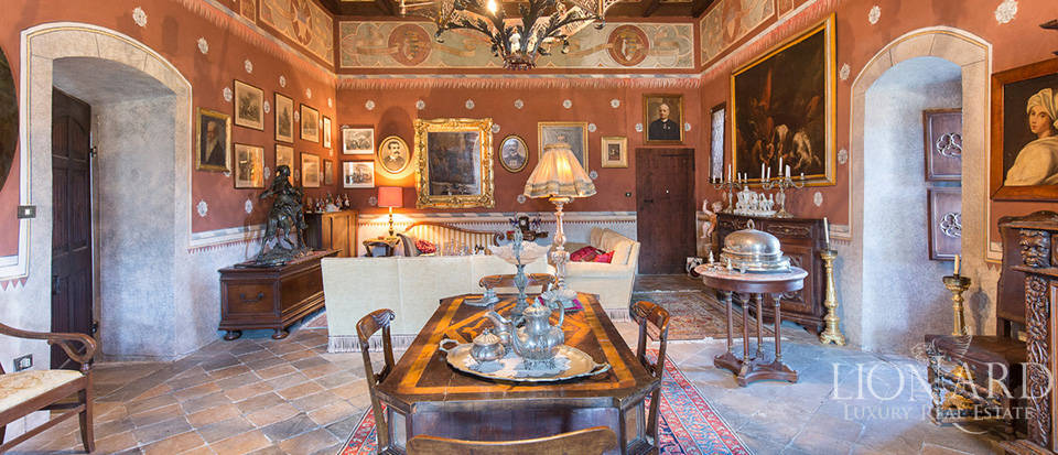 Prestigious castle for sale near Cuneo Image 35