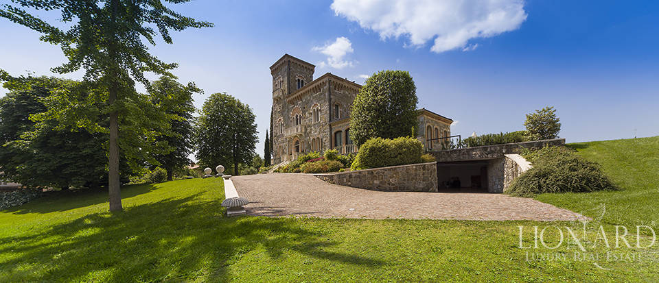 Luxury villa, for sale in Veneto Image 3