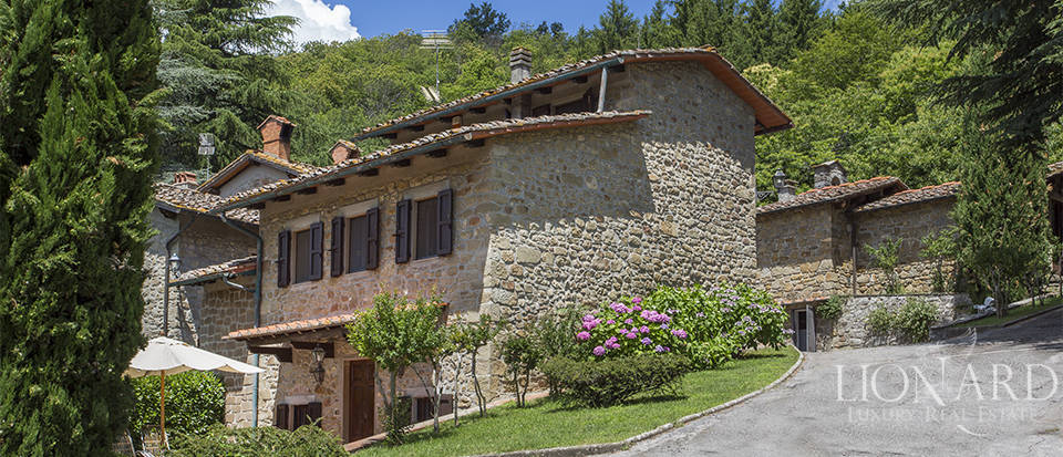 Luxurious country home for sale in the Mugello area Image 29