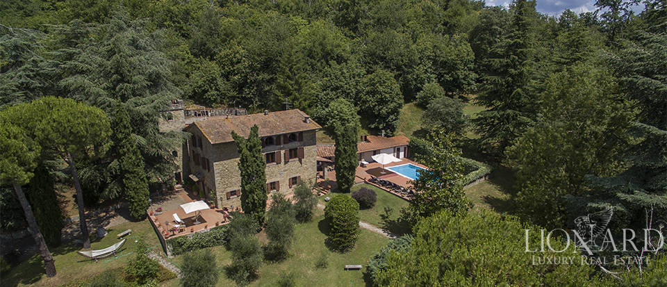 Luxurious country home for sale in the Mugello area Image 3