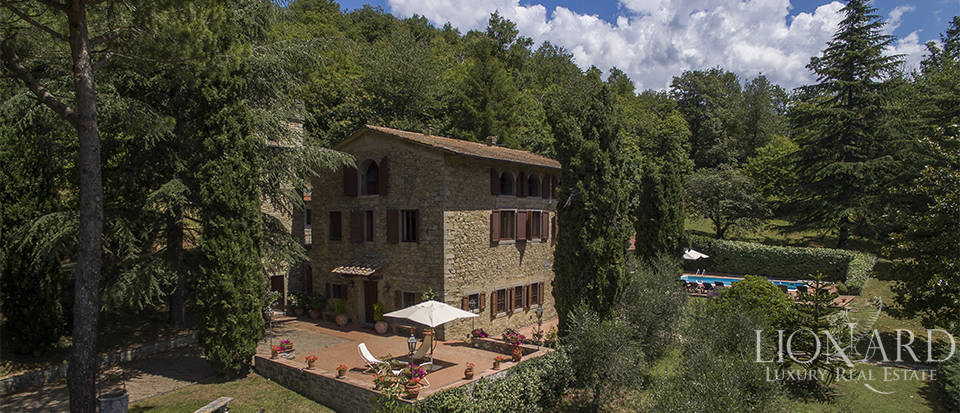 Luxurious country home for sale in the Mugello area Image 5
