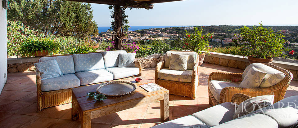 Wonderful villa by Porto Cervo
