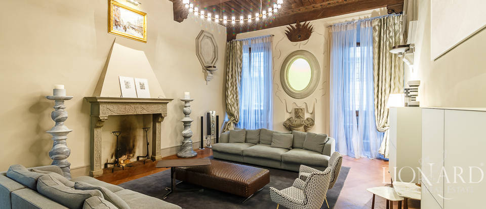 Magnificent luxury apartment in Florence  Image 1