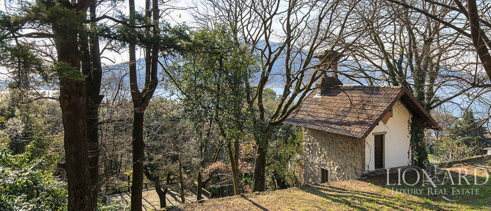 Wonderful Art-nouveau villa for sale near Bergamo Image 22