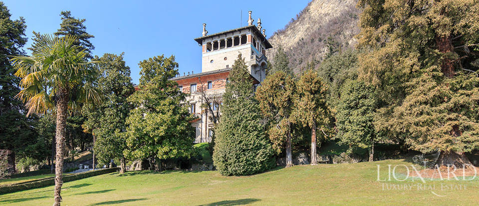 Wonderful Art-nouveau villa for sale near Bergamo Image 6