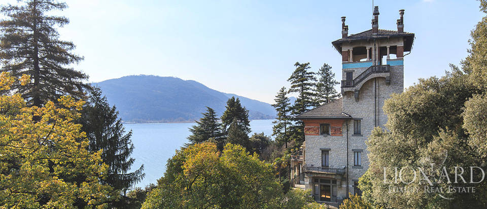 Wonderful Art-nouveau villa for sale near Bergamo Image 11
