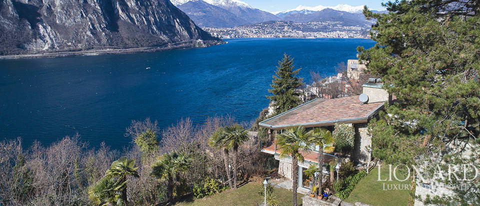 Villa for sale in Campione d