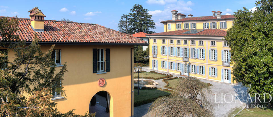 Villa for sale close to Milan Image 52