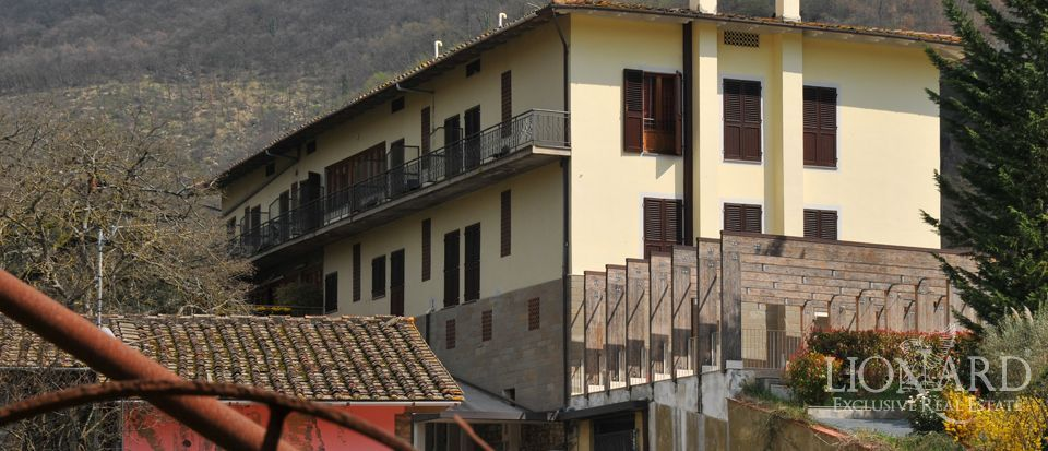 Hotel on the florentine hills for sale