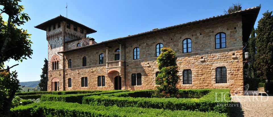 Luxury Property in Tuscany - Exclusive Italian Homes