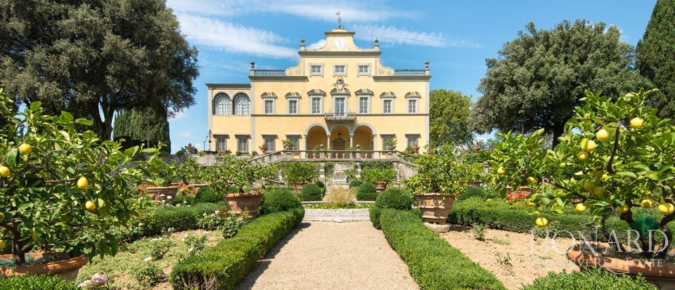 Villa Antinori di Monte Aguglioni for sale in Florence Image 1