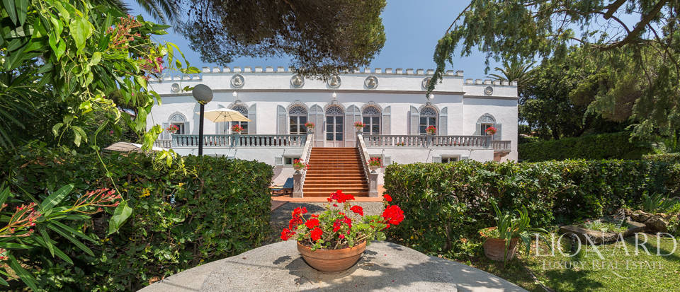 Dream home for sale in Castiglioncello