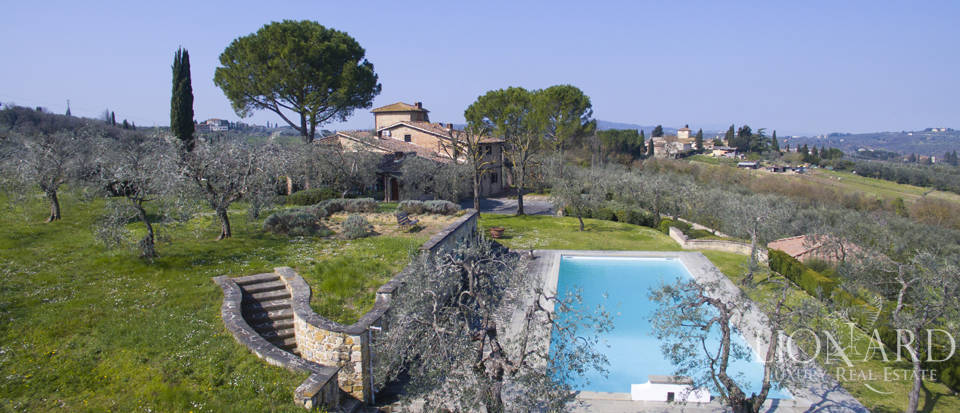 Splendid Luxury Home with Pool in Florence