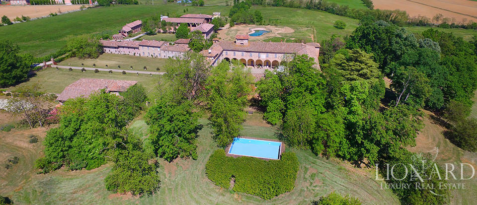 Castle for sale near Piacenza
