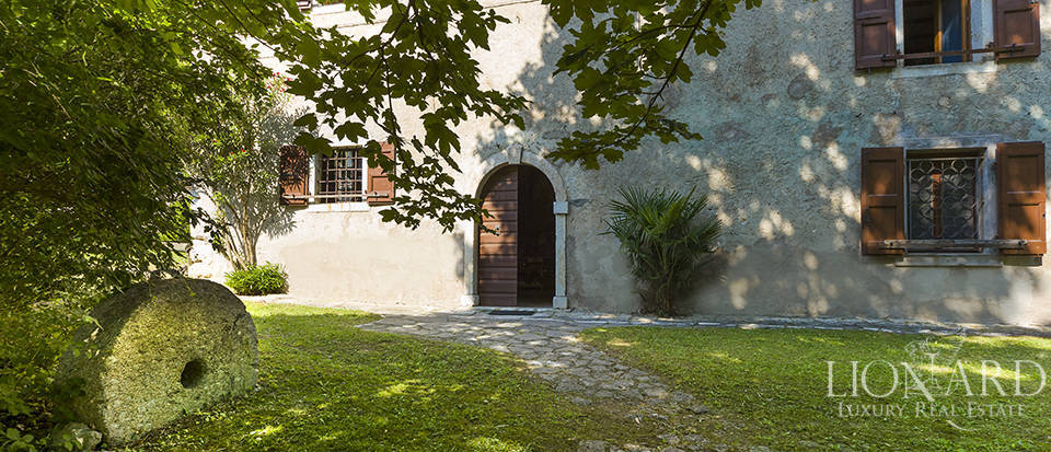 Historical estate in Trentino Alto Adige's valleys