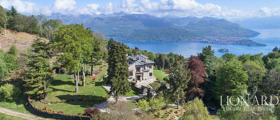 Exclusive luxury estate for sale in Stresa
