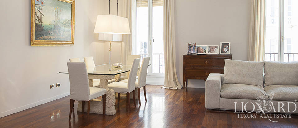Luxurious apartment for sale in the heart of Brera