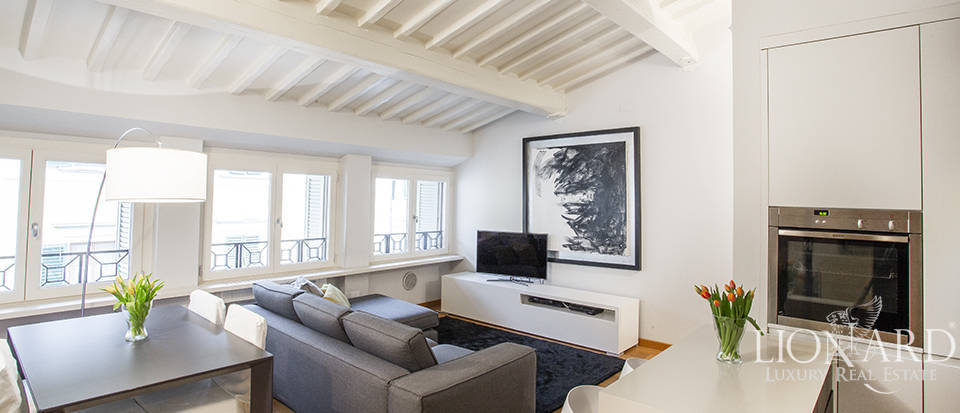 Modern apartment for sale in Florence