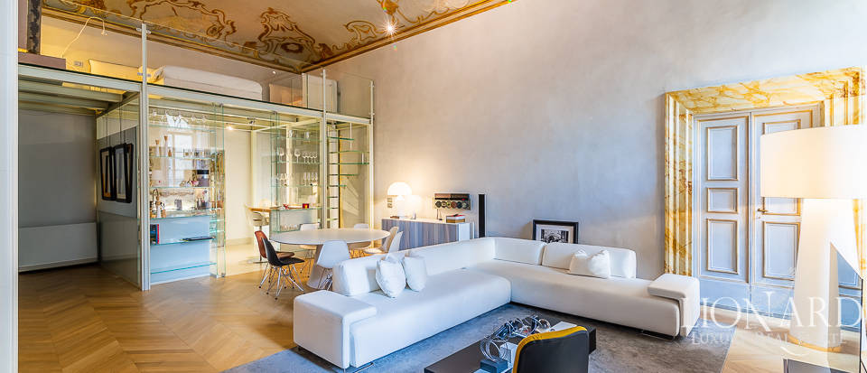 Luxury apartment in Florence's historical centre