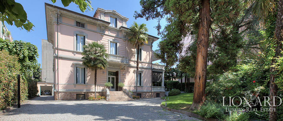 Luxury estate for sale in the heart of Varese