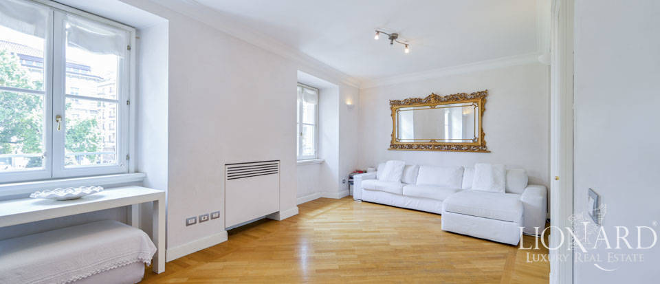 Charming apartment for sale in Brera