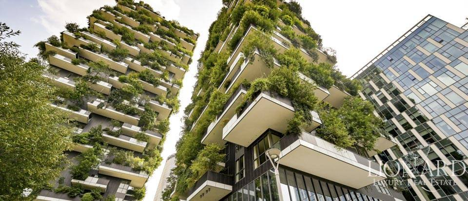 Exclusive apartment for sale in Bosco Verticale (Vertical Forest)