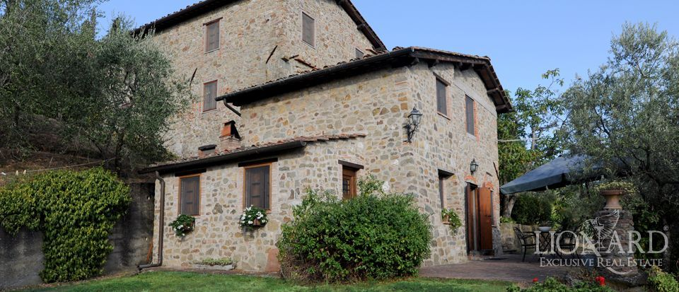 Farmhouse For Sale in Lucca, Italy, immersed in grounds