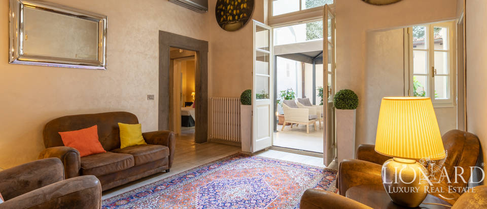 Luxury apartment for sale in Florence