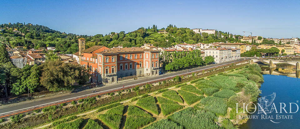 Palazzo Serristori - Luxury apartments for sale in Florence