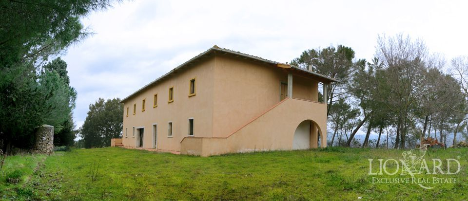 FARM FOR SALE IN ITALY in Val di Cecina, Tuscany
