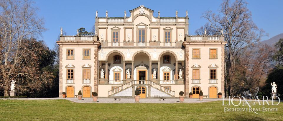 Historic Villa For Sale Lucca