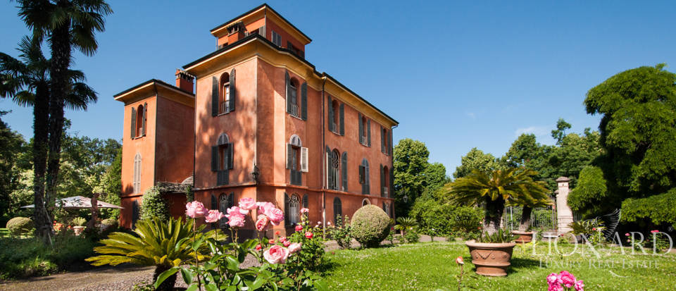 Luxurious Historic Home for Sale in Reggio Emilia