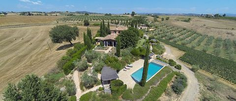 splendid luxury home for sale in grosseto