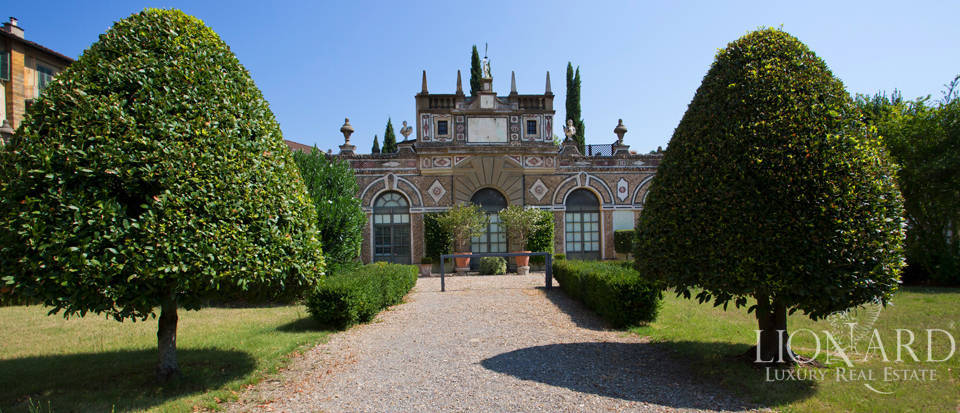 luxury villa for sale in the heart of florence