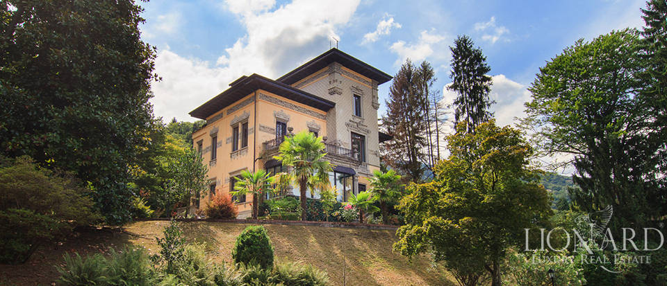 magnificent luxury villa maggiorejarven