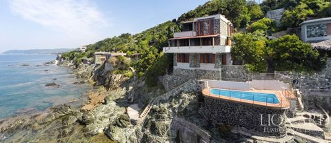 luxury villa by the sea castiglioncello