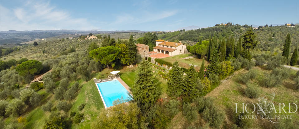 traditional tuscany villa for sale near florence