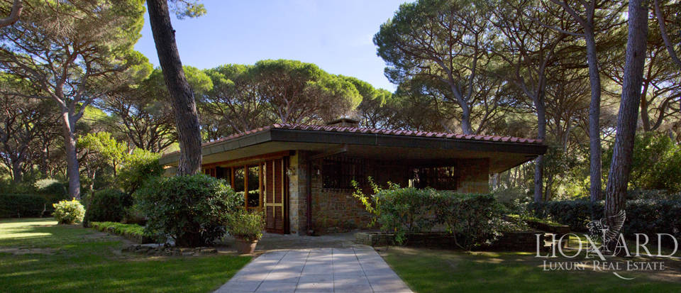 dream home in the pine forest of roccamare